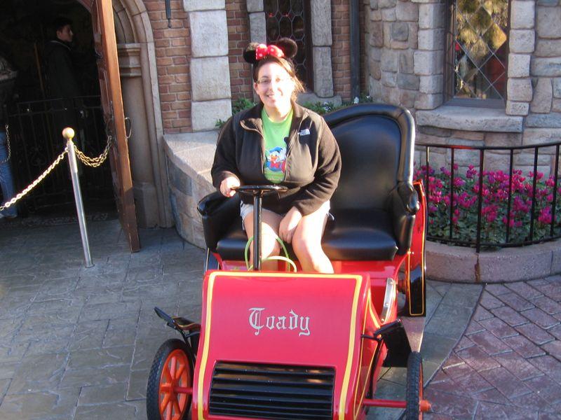Disneyland, Skiing, Home with Kurtis and Chloe! 025