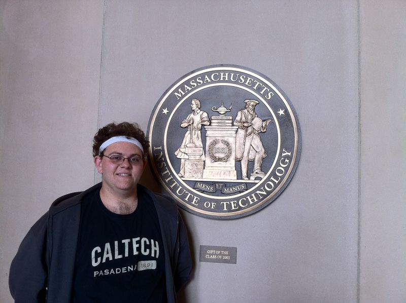 CALTECH/MIT --> what are my chances?