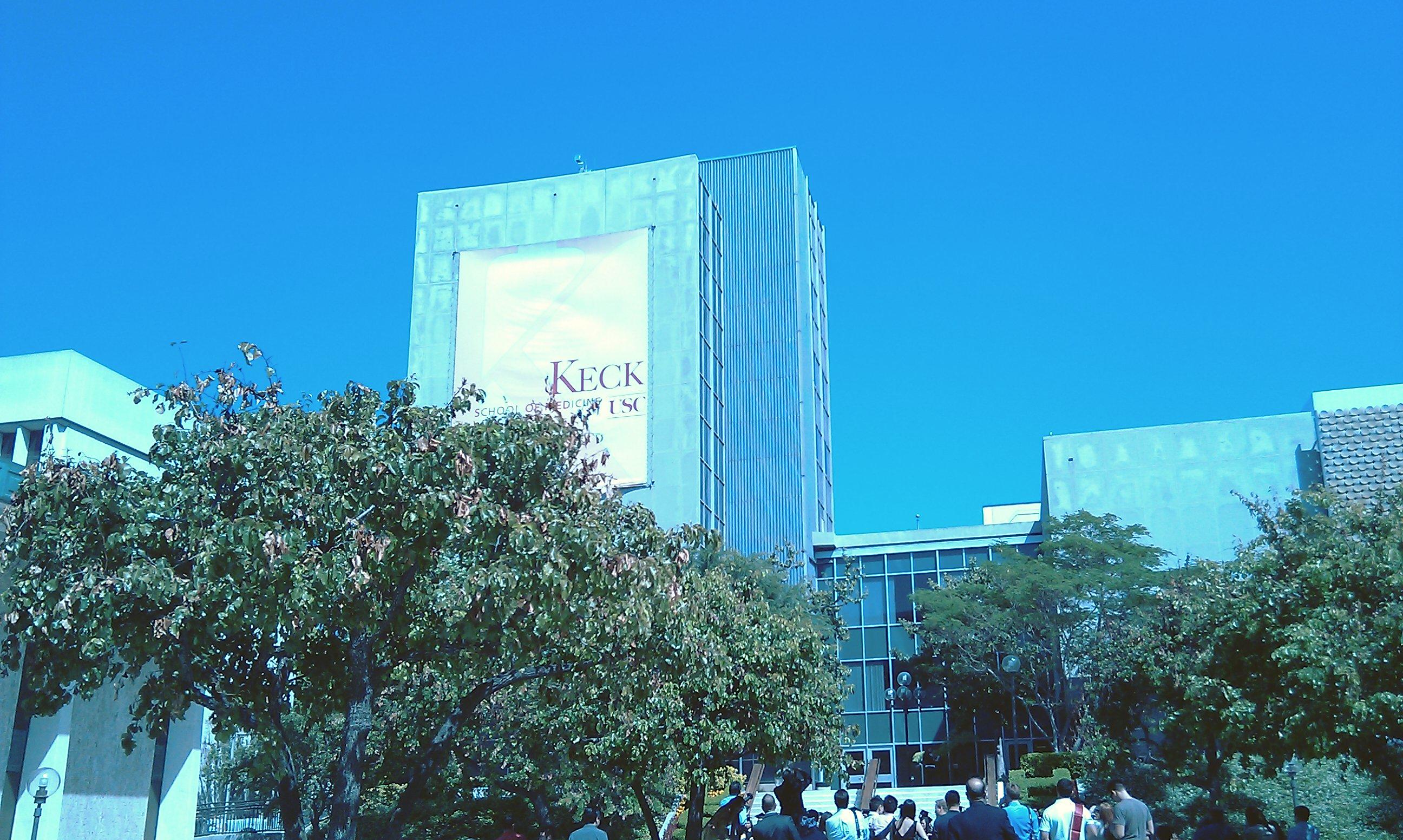 USC Med School Visit! - Caltech