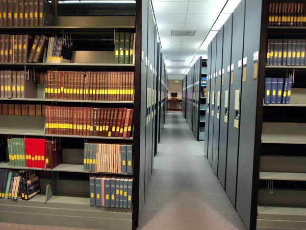 Study Room Sfl Fairchild Library Caltech