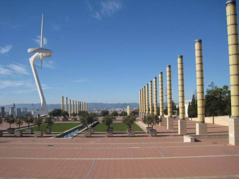 Olympic grounds