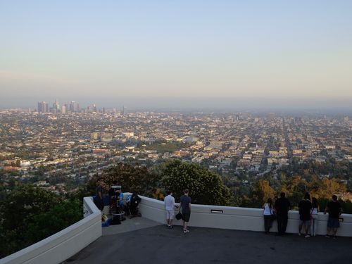 Griffith Observatory and Mount Hollywood - Caltech