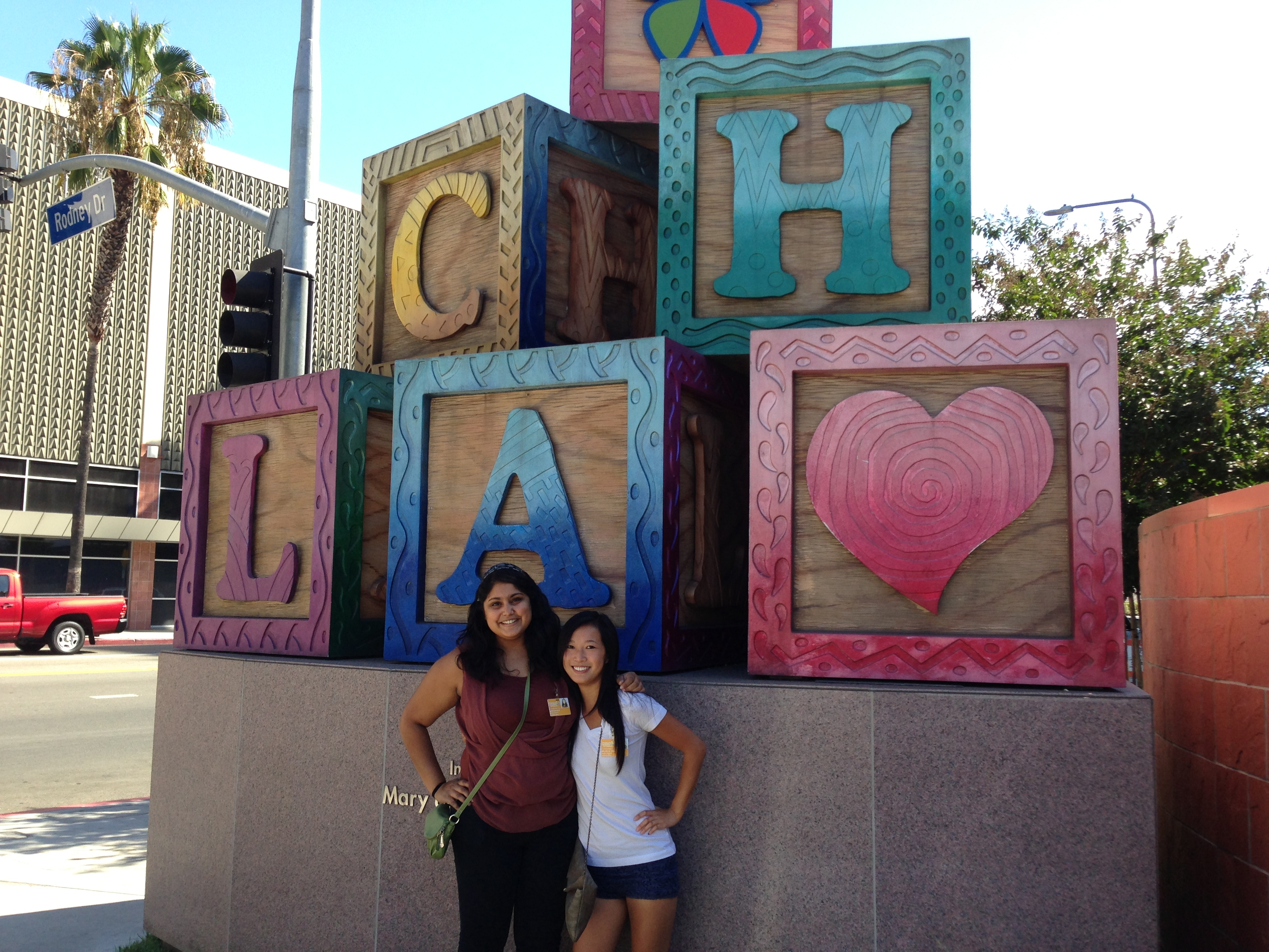 Shadowing Doctors at CHLA - Caltech