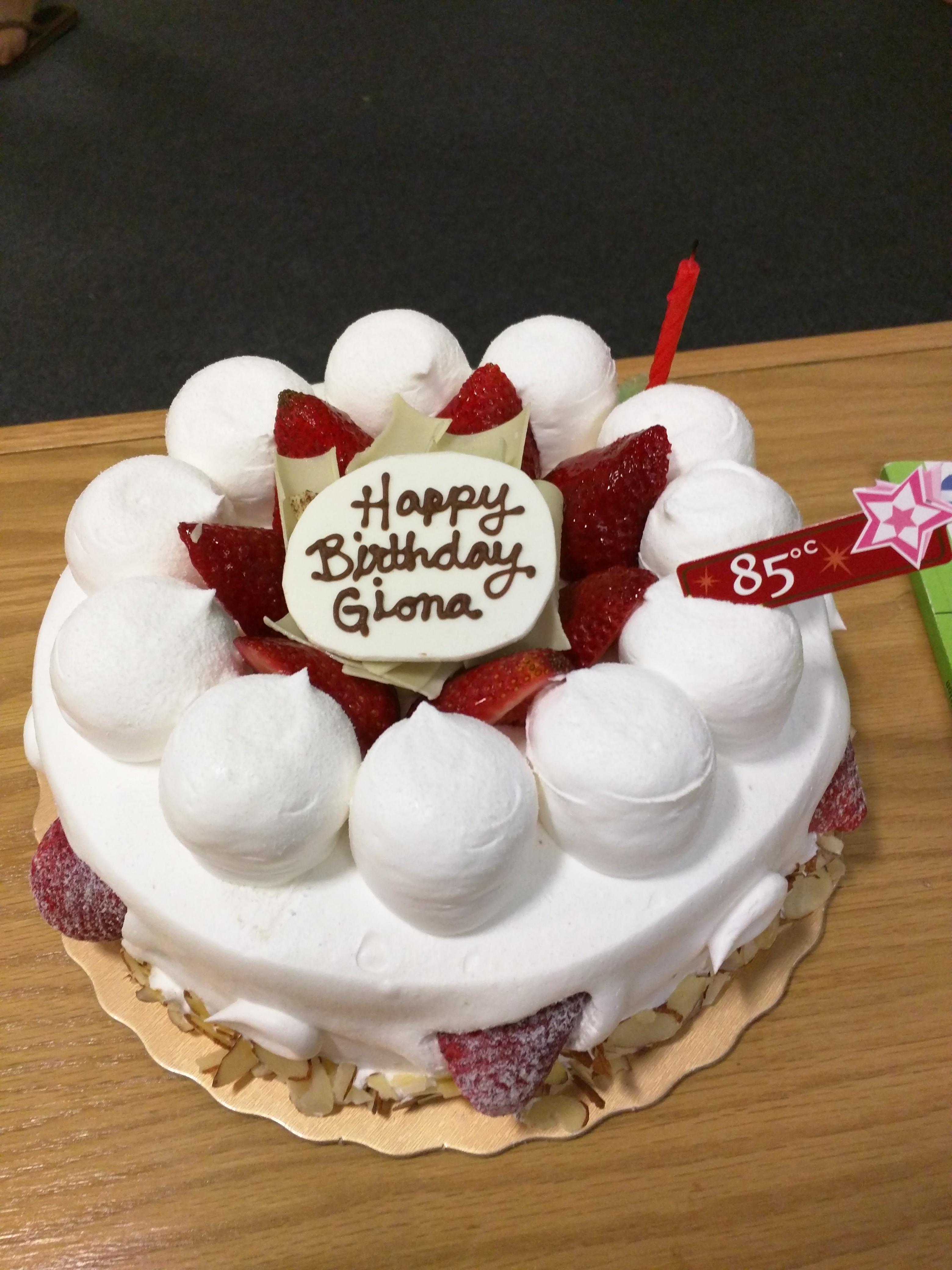 Happy Birthday Jim Cake Brithday Cake
